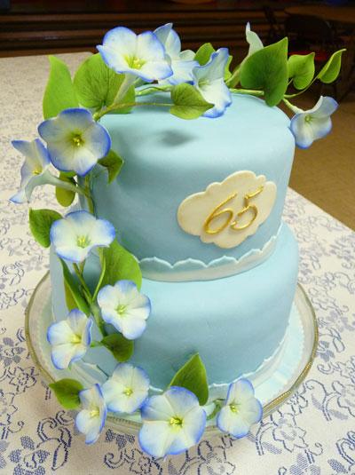 Blue Daisy Cakes Custom Cakes In Moscow Idaho
